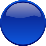 Button-Blue